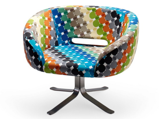 Cappellini&#039;s Rive Droite Chair by Nourget: Cappellini
