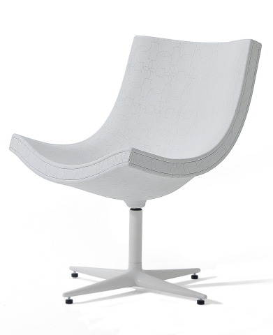Cappellini's Y's De Lux Chair by Pillet: ©Cappellini