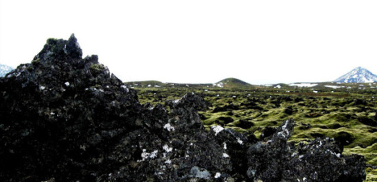 Lava is abundant in Iceland.: ©Secret North