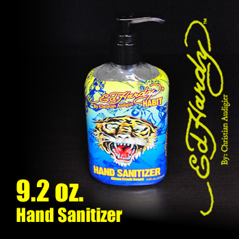 Designer Cleansers by Ed Hardy