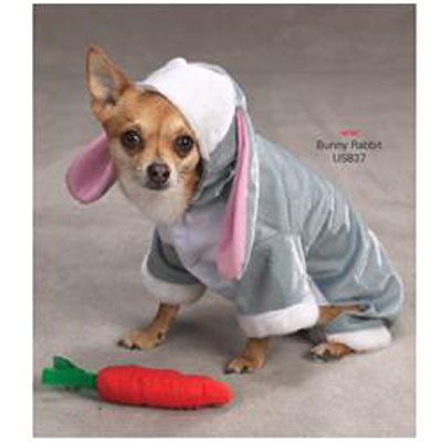 Zack & Zoey Bunny Rabbit Costume