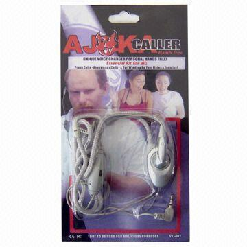 Ajoka Cell Phone Voice Changer