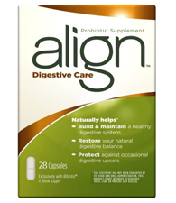Aligh Probiotic Food Supplement, Proctor & Gamble