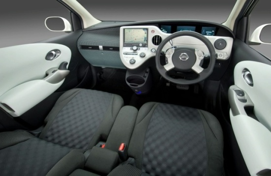 Nissan's Best Usability Interior Stage-2