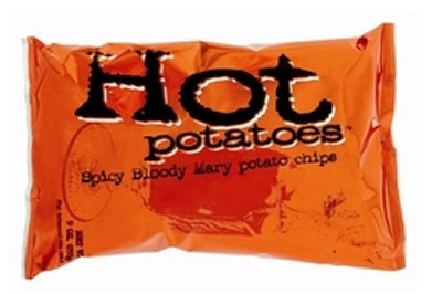 Hot Potatoes Spicy Bloody Mary Potato Chips