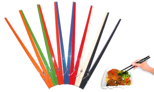 Also neat are the Chopstick Kids by Fred at Perpetual Kids for $10.99 a pair