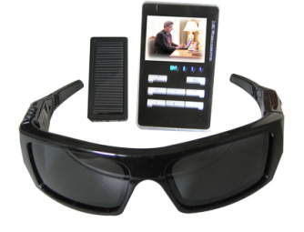 Camera Sunglasses
