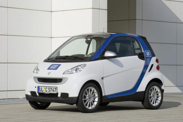 Car2Go Smart Fortwo
