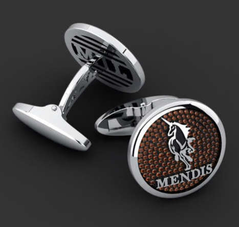 Luxe Coterie Alcoholic Cufflinks