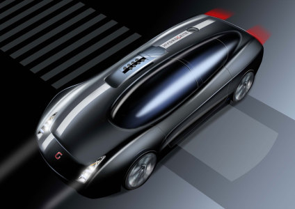 Most Amazing Car Concepts For The Year 2057
