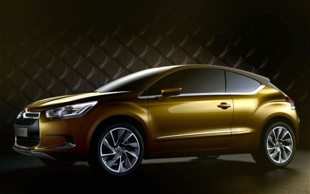 Citroen Ds High Rider Concept To Offer Suv Capability And
