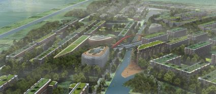 The Eco-City of Dongtan: A development outside of Shanghai
