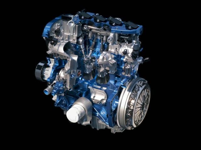 EcoBoost Cut-Away