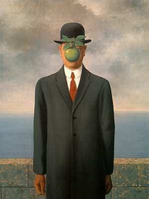 The Son of Man, René Magritte