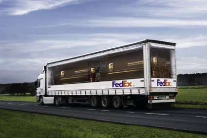 FEDEX Pick a Back