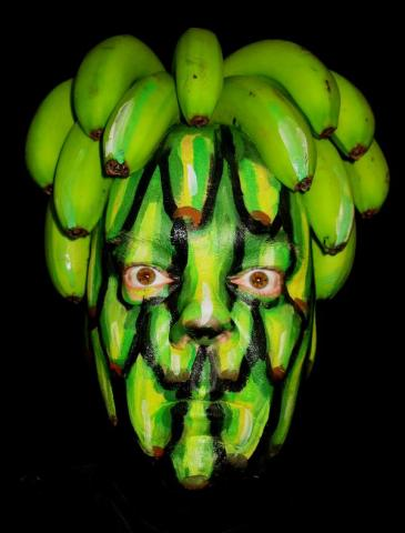 Green Banana Man