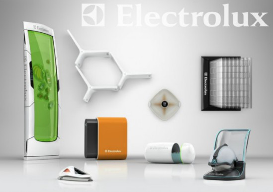 Electrolux Design Lab Finalists, 2010