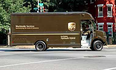 UPS: Currently testing Hydraulic Hybrid Technology