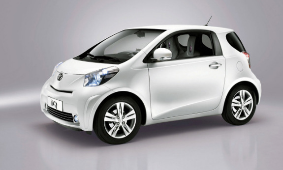 Toyota IQ Concept