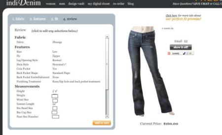 Indidenim: My jean design