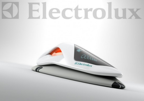 The Snail Micro Induction Heater by Peter Alwin, India: Electrolux Design Lab Finalist, 2010