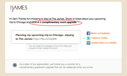 Social Media For Hotel Guests & Airlines Passengers When Location ...