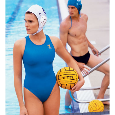 Dipping Into Water Polo Equipment