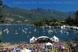 Credit: Kaslo Jazz Etc. Summer Music Festival