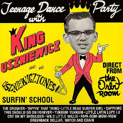 Finally you can groove to King Uszniewicz on your iPod