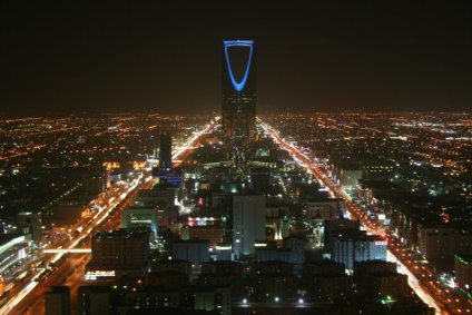 Saudia Arabia's Kingdom Tower
