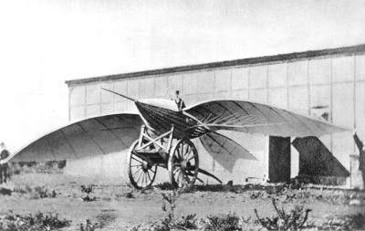 First Photographed Glider