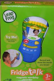 LeapFrog&#039;s FridgeTalk