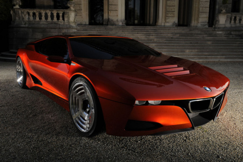 BMW M1 Homage Front