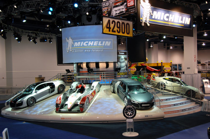 2007 Michelin SEMA Display: No Drooling
