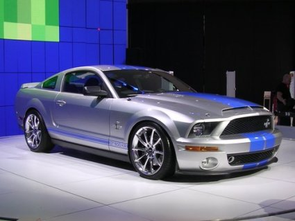 GT500KR: 540 Horsepower