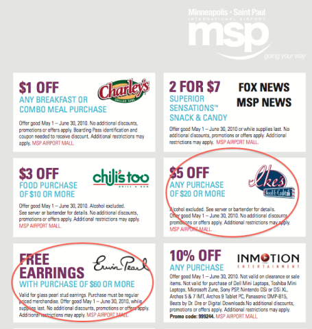MSP Social Media Promotions