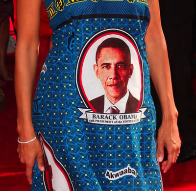 Presidential Dress