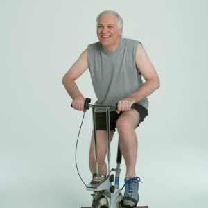 Exercise helps prevent TIAs.: Image via BetterHealthResearch.com