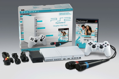 SingStar PS2 Bundle Pack