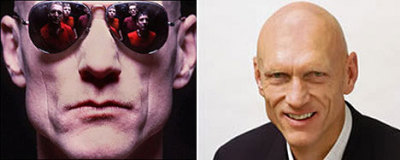 Australia's Peter Garrett, then & now