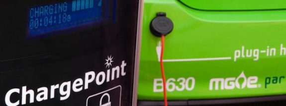 Charge Point Charging Station