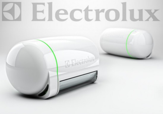 The Eco Cleaner (dishwasher & composter) by Ahi Andy Mohsen, Iran: Electrolux Design Lab Finalist, 2010