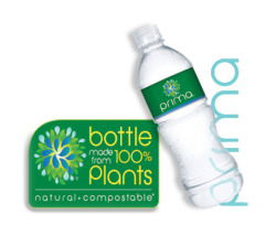 Prima Recyclable Bottles, Prima Bottled Water