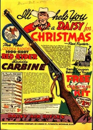 Red Ryder Ad from the 40's