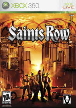Saint's Row: Rated M for Mature