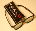 RealD 3-D Cinema Glasses