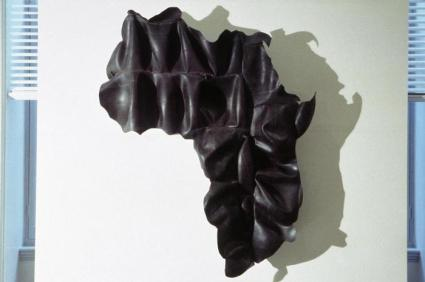 Rhino, 2000 - Rubber Africa stiched with fishing wire
