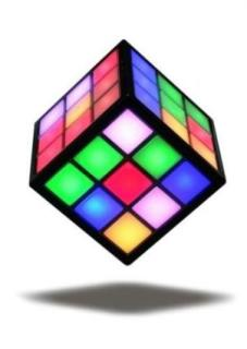 Techno Source Rubik's Touch Cube