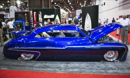 Custom Front Doors on Top 10 Most Extreme Custom Cars In The World From Sema 2007
