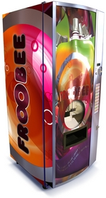 WaterWerkx Vending Machine